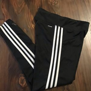 Small adidas climalite leggings